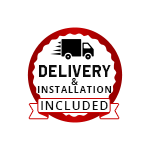 Delivery and Installation Included