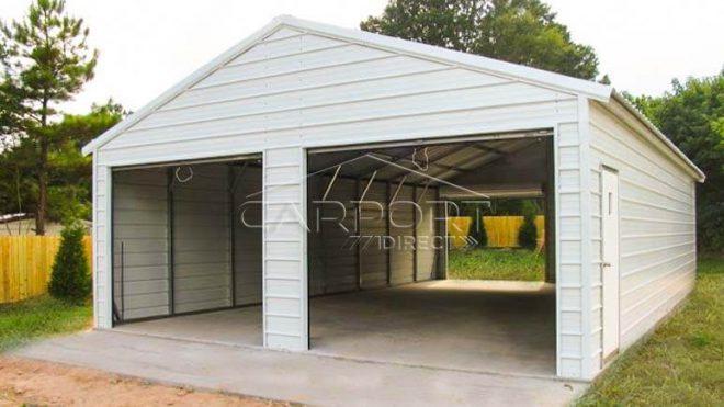 12-24' Wide Garages