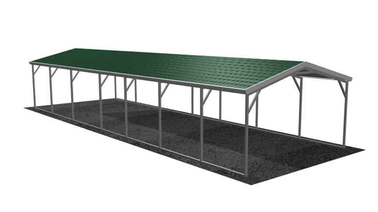 12x36-aframe-roof-carport-picture