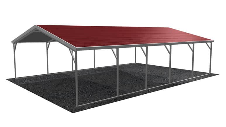 18x26-aframe-roof-carport-picture