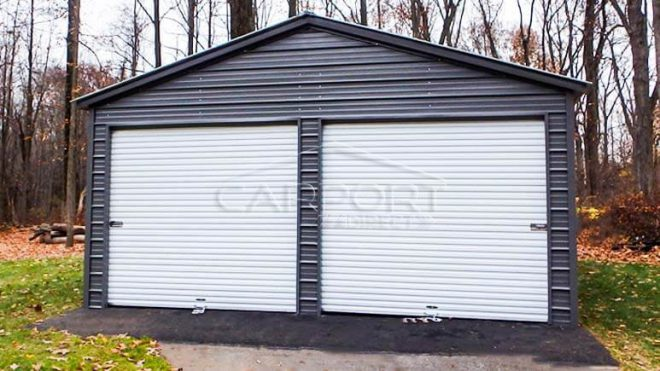 Two Car Garages