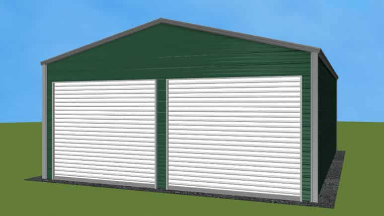20x26-residential-style-garage-picture