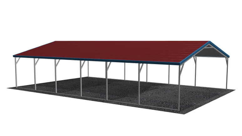 20x31-aframe-roof-carport-picture