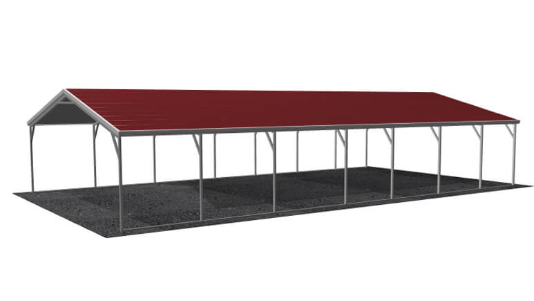 20x36-aframe-roof-carport-picture
