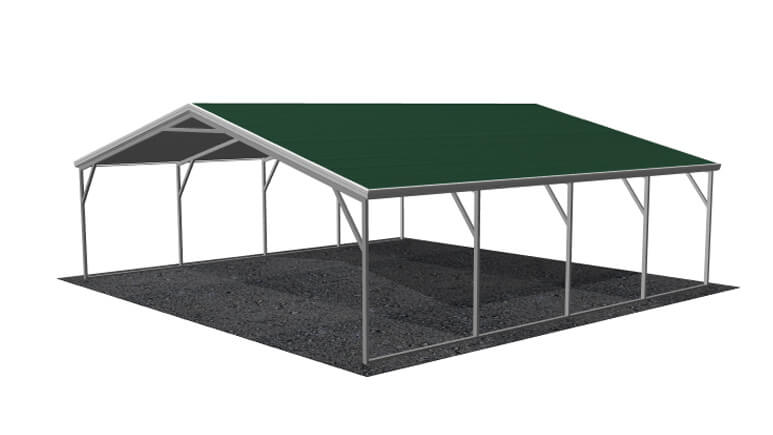 22x21-aframe-roof-carport-picture
