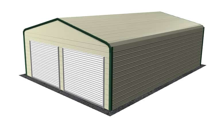 22x31-regular-roof-garage-picture