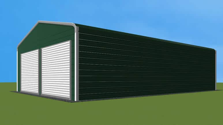 22x36 Regular Roof Garage