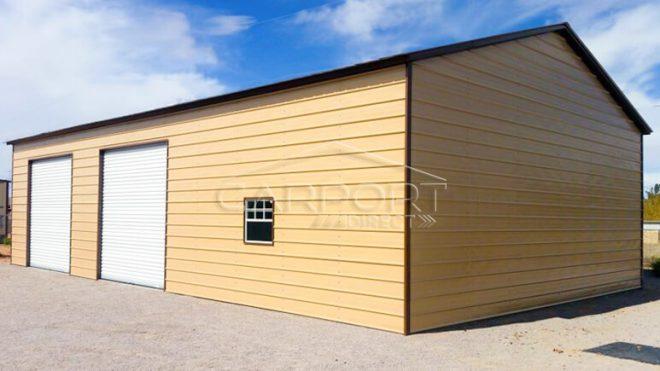 26-30' Wide Garages