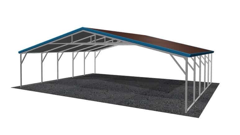 26x21-aframe-roof-carport-picture