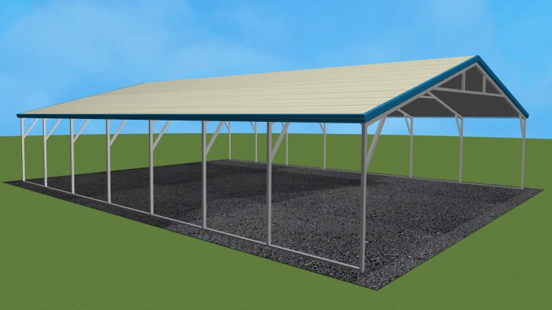 26x31-aframe-roof-carport-picture