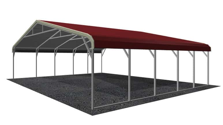 28x21-regular-roof-carport-picture