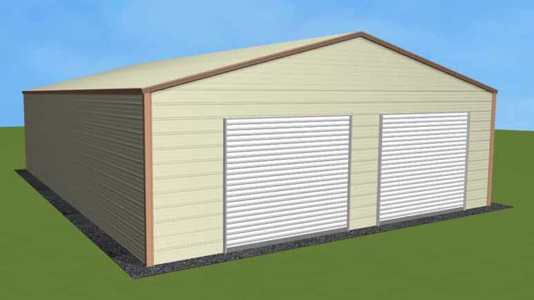 28x36-a-frame-roof-garage-picture
