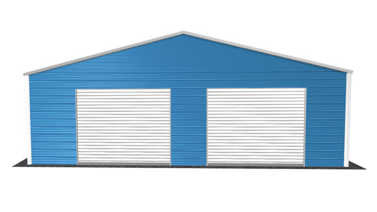 30x21-a-frame-roof-garage-picture