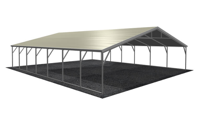 30x31-aframe-roof-carport-picture