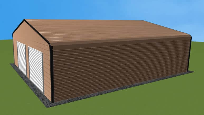 30x36-regular-roof-garage-picture