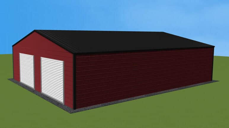 30x41 Residential Style Garage