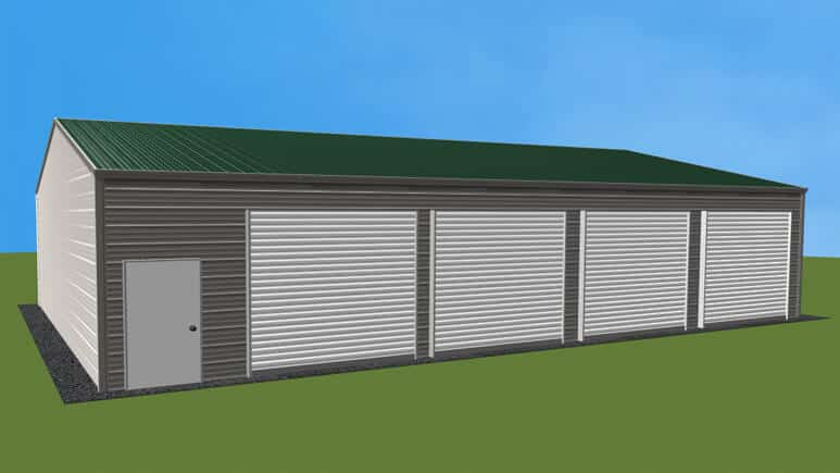 30x46 Side Entry Garage
