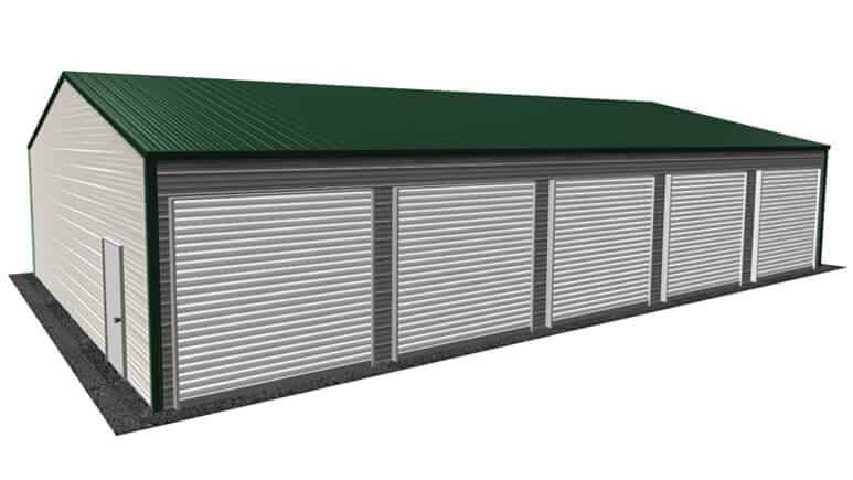 30x51 Side Entry Garage
