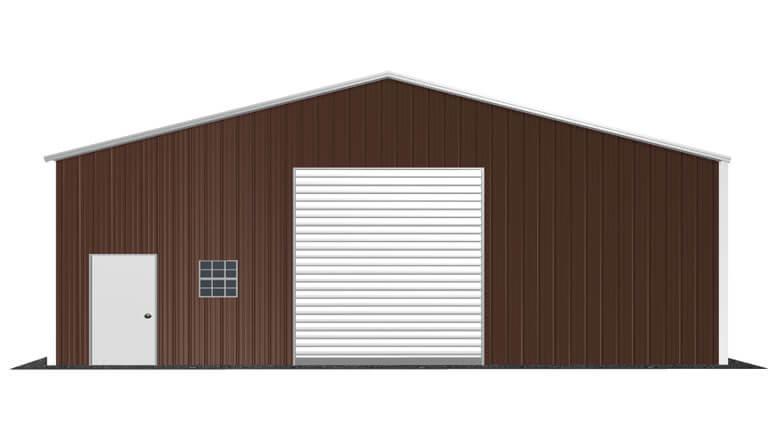 32x26 Metal Building