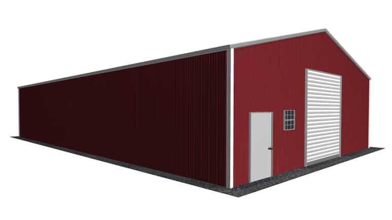 32x51 Metal Building