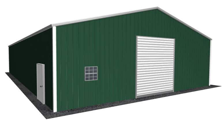 34x51 Metal Building