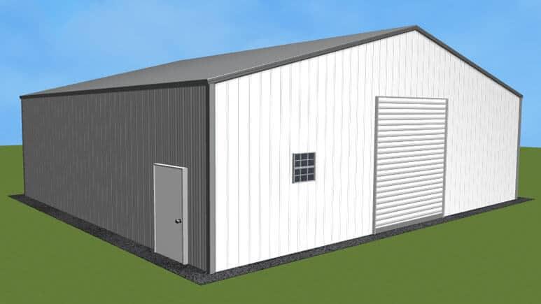 36x31 Metal Building