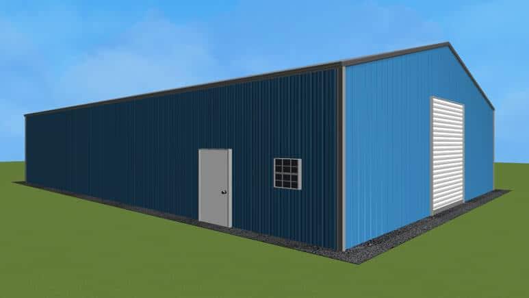 36x51 Metal Building
