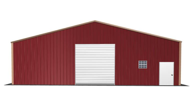 38x21 Metal Building