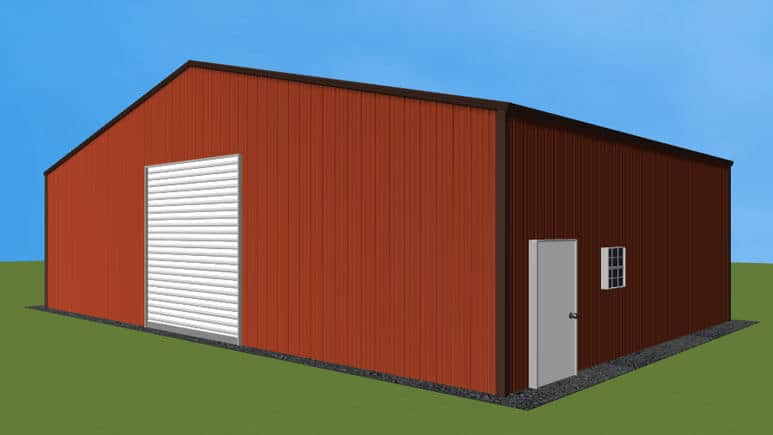 38x26 Metal Building