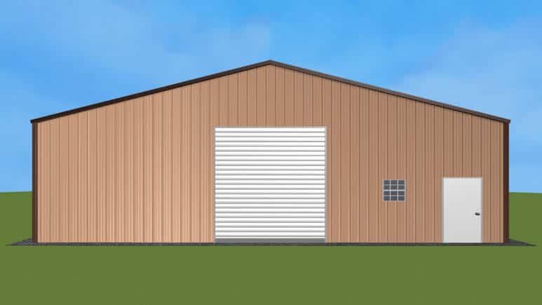 38x36 Metal Building