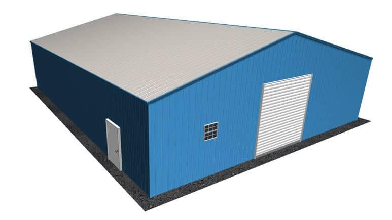 38x46 Metal Building