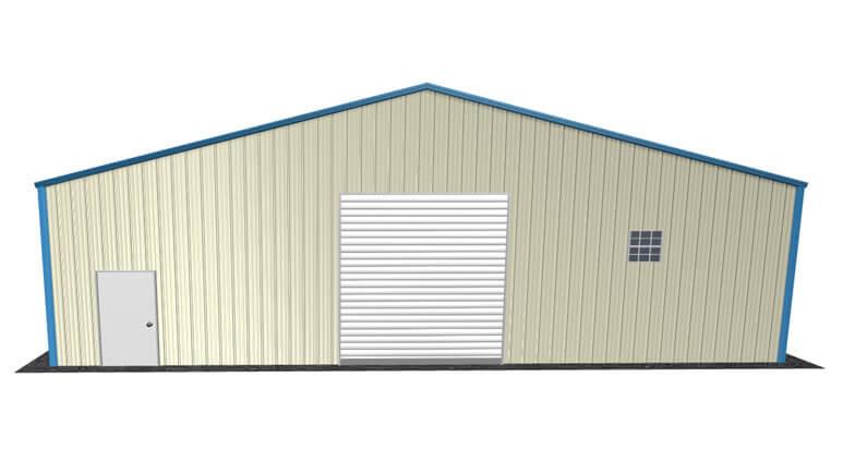40x26 Metal Building