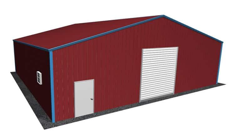 40x36 Metal Building