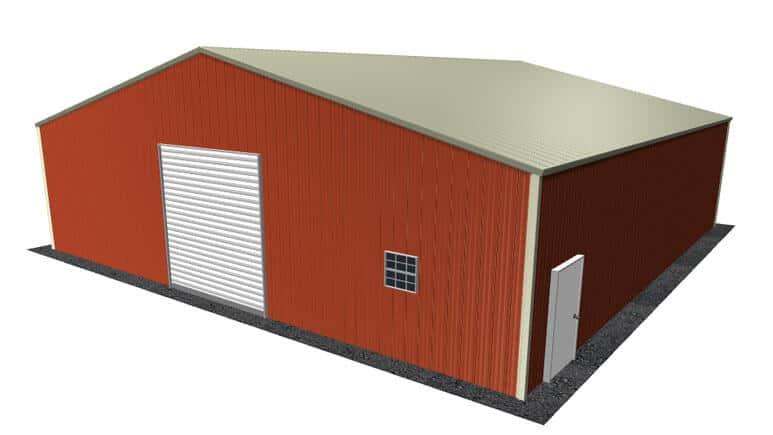 40x41 Metal Building
