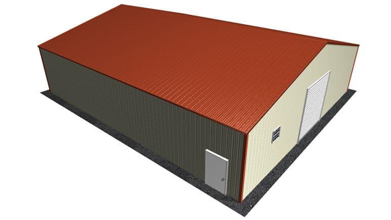 40x46 Metal Building