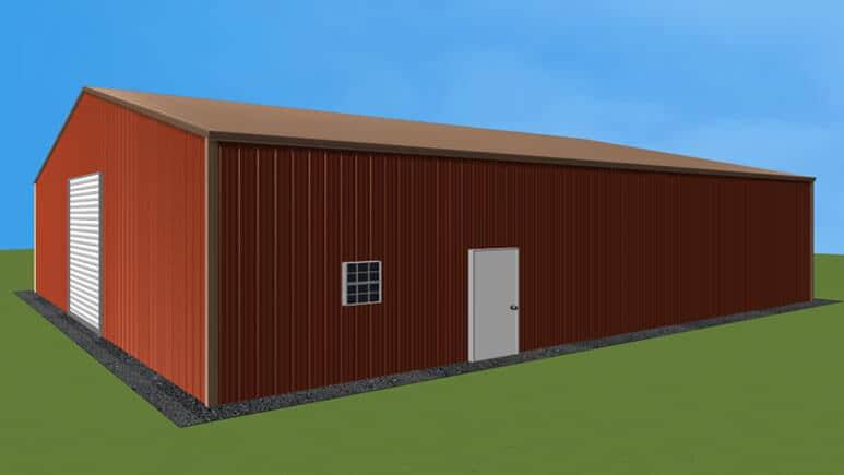 40x51 Metal Building