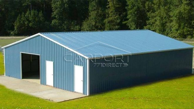 Metal Buildings California - Buy Steel Building in Your Area at the
