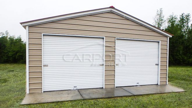 Residential Style Garages