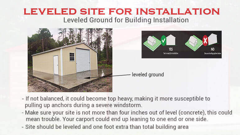 20x31-a-frame-roof-rv-cover-leveled-site-b.jpg